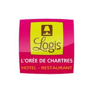 Affichage dynamique pour Orée de Chartres | Hôtel